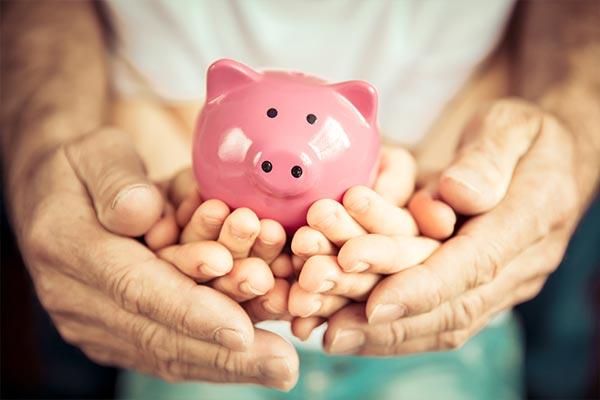 Steuern sparen mit Vermögensverlagerung auf die Kinder