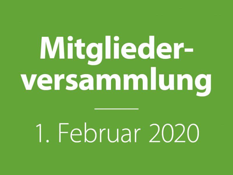 HILO-Mitgliederversammlung 2019