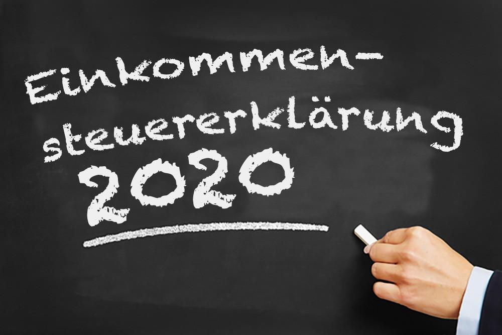 Ihre Steuererklärung 2020