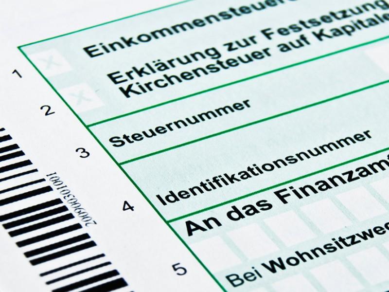 Steuererklärung 2019