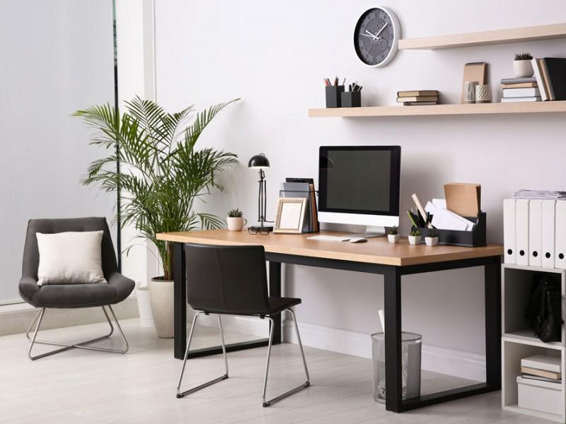 Veräußerung einer Wohnung mit häuslichem Arbeitszimmer