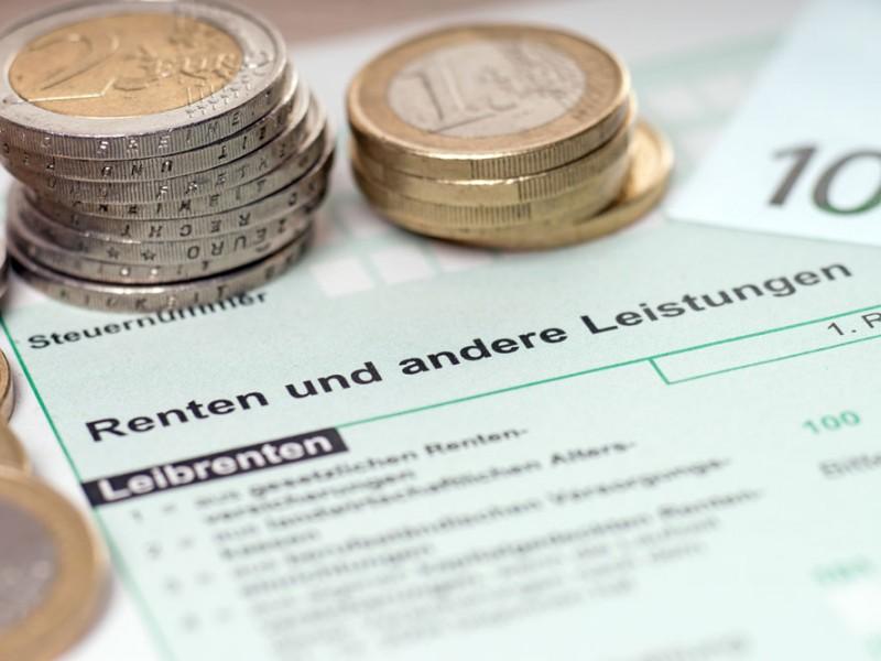 Steuererklärung: Fast jeder vierte Rentner muss Steuern zahlen