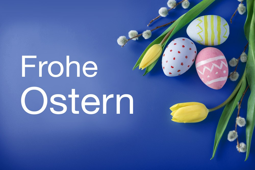 Ostergrüße