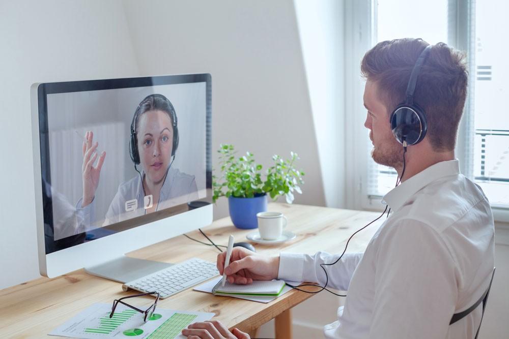 Online-Weiterbildung mittels Internet-Plattformen