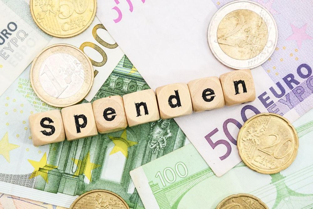 Spenden steuerlich absetzbar – Sonderregelungen für Nordrhein-Westfalen, Rheinland-Pfalz und Bayern bis zum 31.10.2021